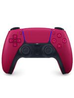 Ovladač DualSense - Cosmic Red (PS5)