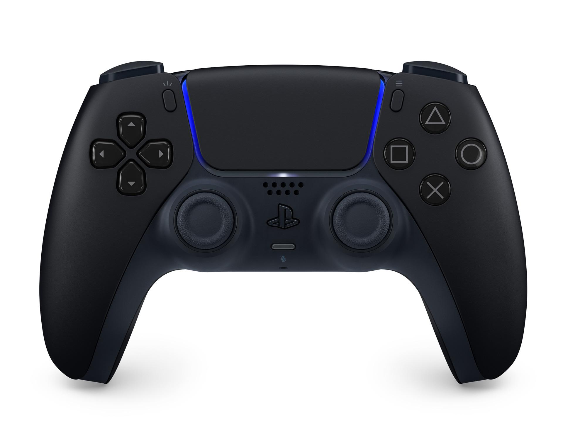 Ovladač DualSense - Midnight Black (PS5)