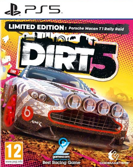DIRT 5 - Limited Edition (PS5)