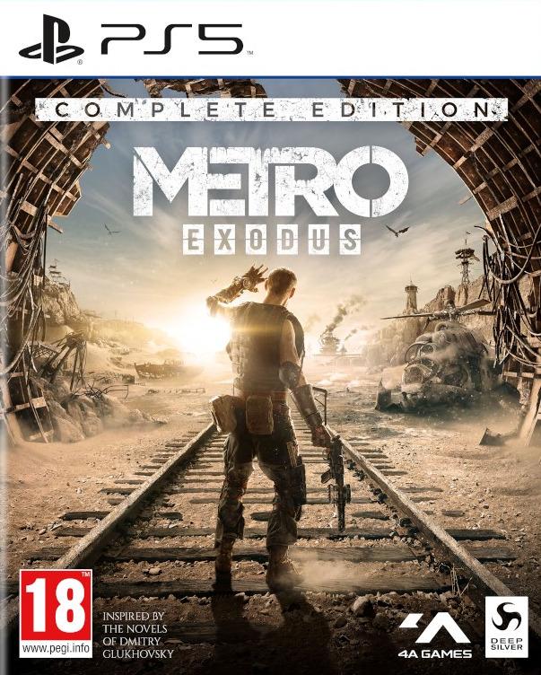 Metro: Exodus - Complete Edition (PS5)