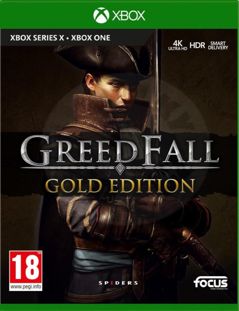 Greedfall - Gold Edition (XBOX)
