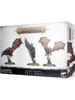 W-AOS: Soulblight Gravelords - Fell Bats (3 figurky)