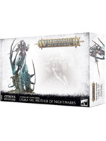 W-AOS: Soulblight Gravelords - Lauka Vai, Mother of Nightmares (1 figurka)