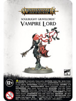 W-AOS: Soulblight Gravelords - Vampire Lord (1 figurka)