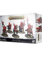 W-AOS: Soulblight Gravelords - Blood Knights (5 figurek)