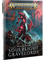 Kniha Warhammer Age of Sigmar: Battletome Soulblight Gravelords