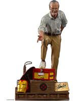 Figurka Marvel - Stan Lee Deluxe Art Scale 1/10 (Iron Studios)