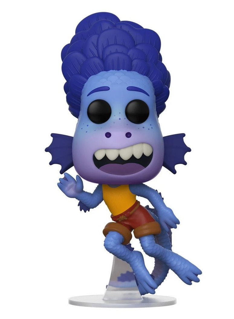 Figurka Luca - Alberto Sea (Funko POP! Disney 1056)