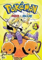 Komiks Pokémon - Red a Blue 4