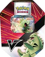 Karetní hra Pokémon TCG - V Strikers Tin - Tyranitar V
