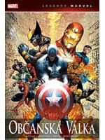 Komiks Občanská válka (Legendy Marvel)
