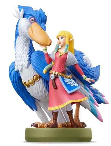 Figurka Amiibo The Legend of Zelda - Zelda & Loftwing