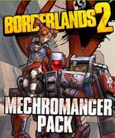 Borderlands 2 Mechromancer Pack (PC) DIGITAL