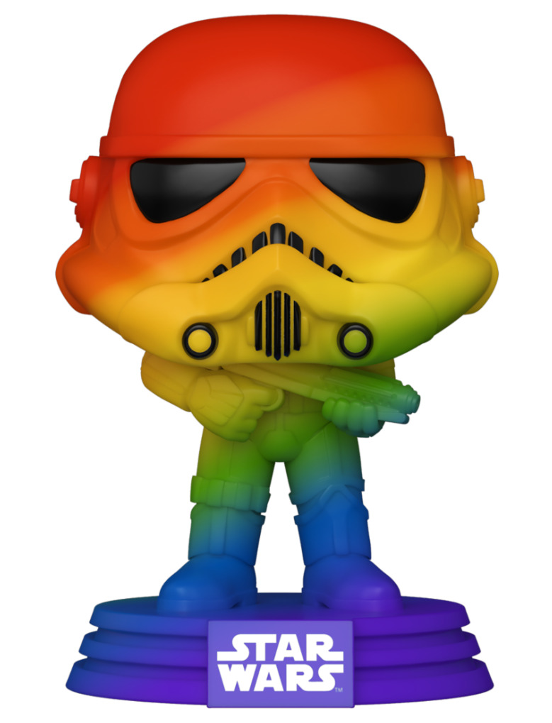 Figurka Star Wars - Stormtrooper Pride (Funko POP! Star Wars 296)