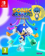 Sonic Colours Ultimate - Limited Edition (SWITCH)
