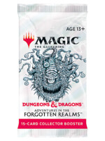 Karetní hra Magic: The Gathering Dungeons and Dragons: Adventures in the Forgotten Realms - Collector Booster (15 karet)