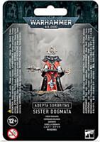 W40k: ADEPTA SORORITAS - Sister Dogmata (1 figurka)