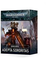 W40k: Adepta Sororitas Datacards (2021)