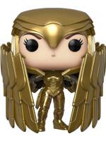 Figurka DC Comic - Wonder Woman Golden Armor Shield Special Edition (Funko POP! Heroes 329)