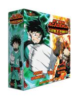 Karetní hra My Hero Academia - Izuku Midoriya vs. Katsuki Bakugo 2-Play Rival Decks