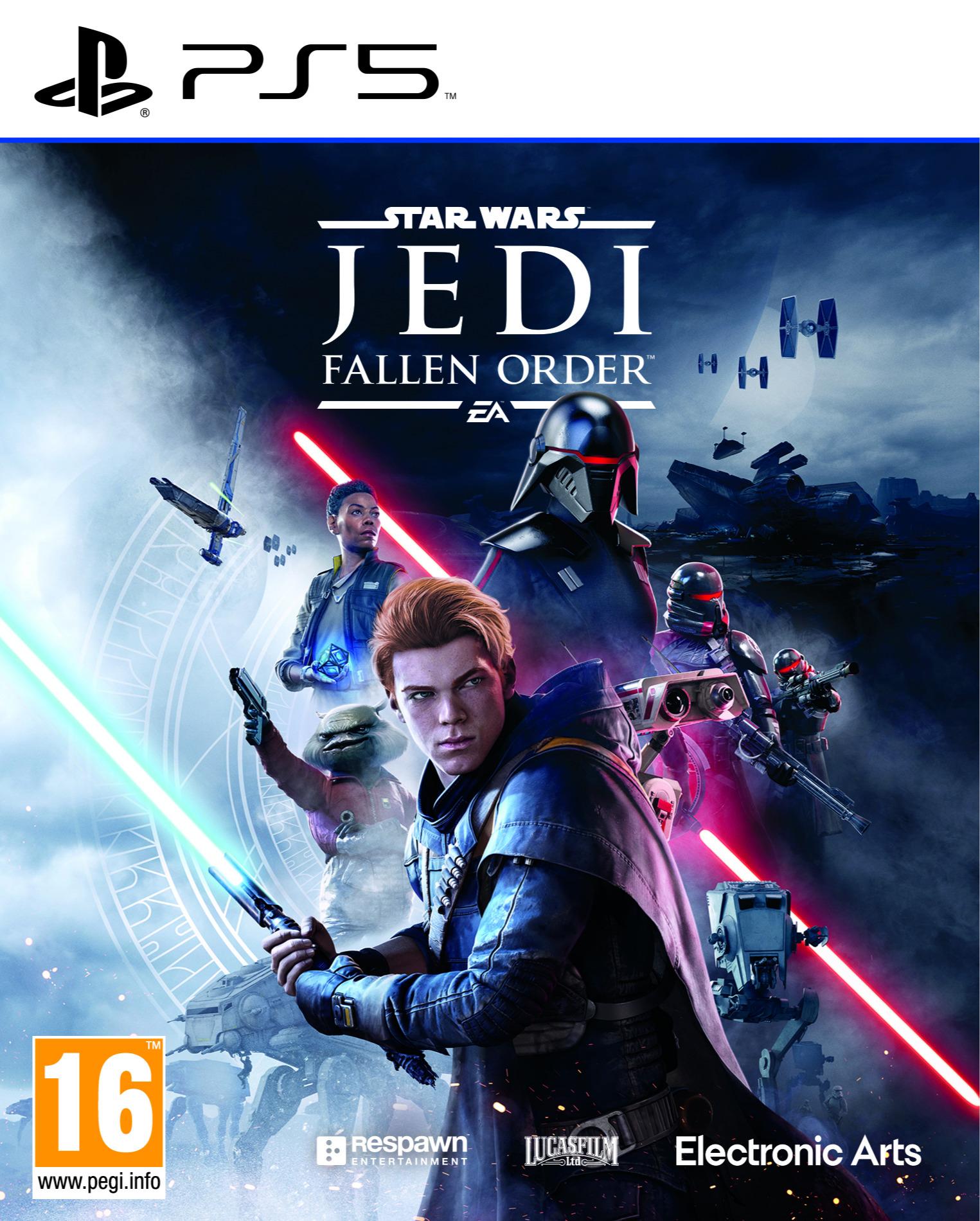 Star Wars Jedi: Fallen Order (PS5)