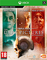 The Dark Pictures Anthology: House Of Ashes - Triple Pack (Man of Medan, Little Hope & House of Ashes)