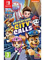 PAW Patrol: Adventure City Calls (SWITCH)