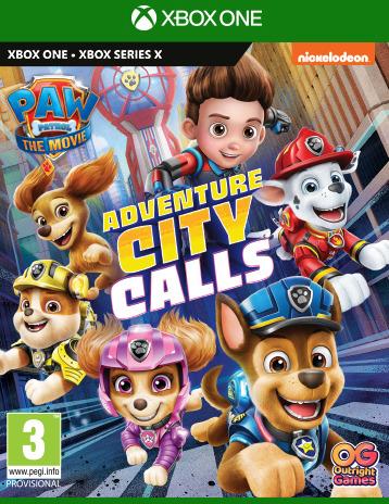 PAW Patrol: Adventure City Calls (XBOX)