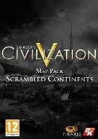 Sid Meiers Civilization V: Scrambled Continents DLC (PC) DIGITAL