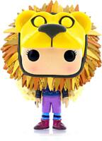 Figurka Harry Potter - Luna Lovegood with Lion Head (Funko POP! Harry Potter 47)