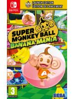 Super Monkey Ball Banana Mania - Launch Edition (SWITCH)