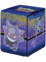 Krabička na karty Ultra Pro - Pokémon Haunted Hollow (magnetická)