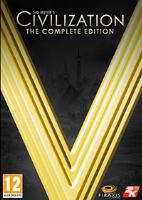Sid Meiers Civilization V: The Complete Edition (PC) DIGITAL