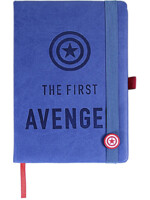 Zápisník Marvel - Captain America: The First Avenger