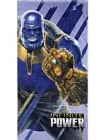 Ručník Avengers - Thanos Infinite Power