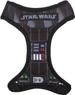 Široký postroj pro psa Star Wars - Darth Vader
