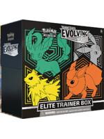 Karetní hra Pokémon TCG: Sword & Shield Evolving Skies - Elite Trainer Box (v1)