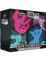 Karetní hra Pokémon TCG: Sword & Shield Evolving Skies - Elite Trainer Box (v2)