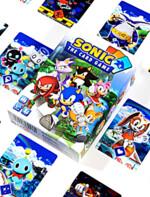 Karetní hra Sonic - The Hedgehog