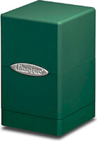 Krabička na karty Ultra Pro - Satin Tower (Forest Green)