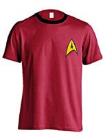 Tričko Star Trek - Engineer Uniform (velikost S)