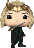 Figurka Marvel: Loki - Sylvie (Funko POP! Marvel 897)
