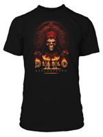 Tričko Diablo II: Resurrected - Key to Darkness (velikost S)