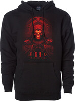 Mikina Diablo II: Resurrected - Time to Die (americká vel. M / evropská L)