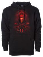 Mikina Diablo II: Resurrected - Time to Die (americká vel. XL / evropská XXL)