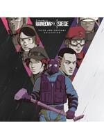 Oficiální soundtrack Rainbow Six: Siege - 5th Anniversary Collection na LP