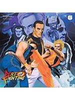 Oficiální soundtrack Art of Fighting Vol 1 – The Definitive Soundtrack na LP