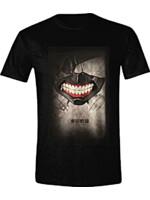 Tričko Tokyo Ghoul - Masking Smiles (velikost S)