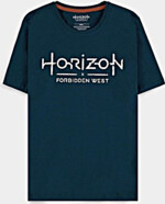 Tričko Horizon Forbidden West - Logo (velikost S)