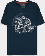 Tričko Horizon Forbidden West - Mammoth (velikost S)